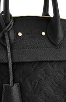 Louis Vuitton PONT NEUF Monogram Casual Style Calfskin 2WAY Leather Party Style