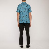 Paul Smith Shirts Street Style Short Sleeves Front Button Shirts 4