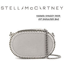 Stella McCartney FALABELLA Casual Style Vanity Bags Chain Plain Party Style