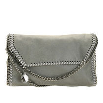 Stella McCartney FALABELLA Casual Style Faux Fur Vanity Bags Chain Plain Party Style