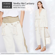 Stella McCartney Casual Style Wool Street Style Plain Long Party Style