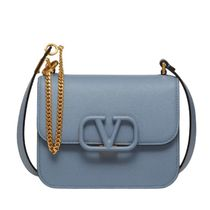 VALENTINO  VSLING Leather Logo Shoulder Bags