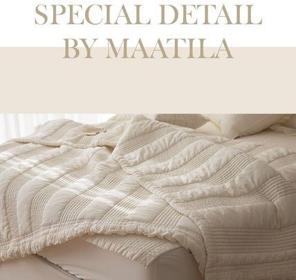 maatila Plain Pillowcases Comforter Duvet Covers