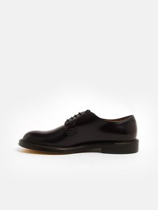 Street Style Leather Oxfords