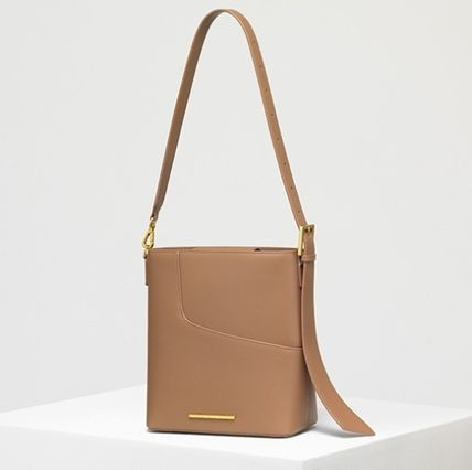 Casual Style Leather Office Style Formal Style  Bags