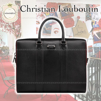 Christian Louboutin Leather Business & Briefcases