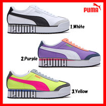 PUMA Casual Style Collaboration Low-Top Sneakers