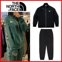 THE NORTH FACE WHITE LABEL Unisex Street Style Co-ord Sweats Two-Piece Sets