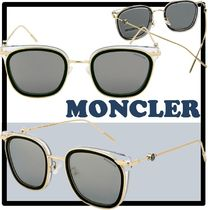 MONCLER Street Style Sunglasses