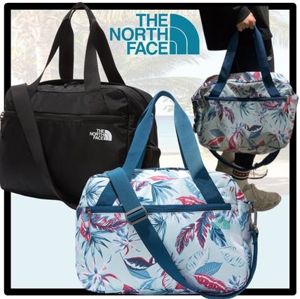 THE NORTH FACE Unisex Street Style Boston & Duffles