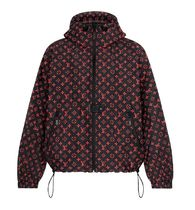 Louis Vuitton MONOGRAM Water-Repellent Sporty Hooded Parka