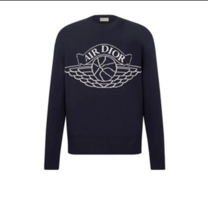 Christian Dior Sweaters Collaboration Luxury Sweaters