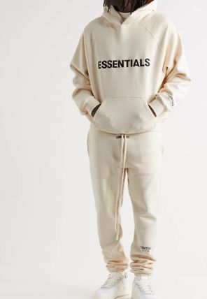 FEAR OF GOD ESSENTIALS Street Style Oversized Hoodies