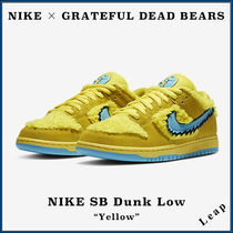Nike DUNK Street Style Collaboration Sneakers