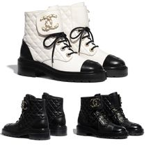 CHANEL Boots Boots
