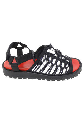 Rubber Sole Casual Style Street Style Strap Sandals Sandals
