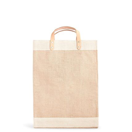Apolis Logo Unisex Plain Shoppers