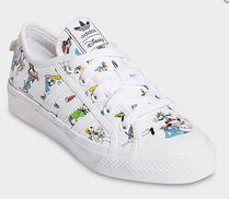 adidas Unisex Street Style Collaboration Kids Girl Sneakers