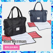 Ron Herman Unisex Blended Fabrics Mothers Bags