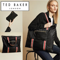 TED BAKER Street Style Bag in Bag A4 Logo Shoppers
