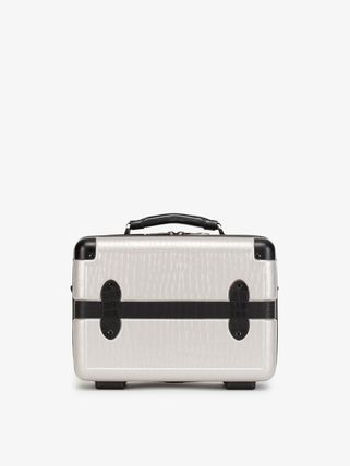 Casual Style Vanity Bags Plain Office Style Bags
