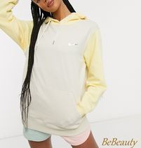 Nike Casual Style Street Style Long Sleeves Plain Cotton