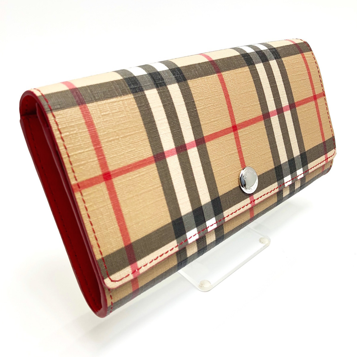 shop burberry london wallets & card holders