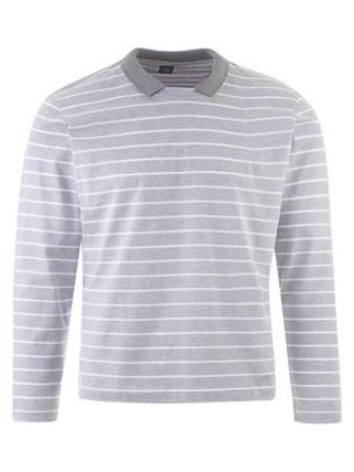 Stripes Street Style Long Sleeves Sweatshirts