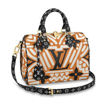 Louis Vuitton SPEEDY Monogram Casual Style Canvas Street Style 3WAY Bi-color