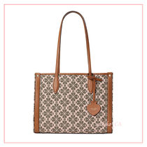 kate spade new york Heart Casual Style Leather Office Style Elegant Style Logo