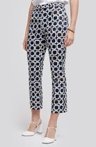 S Max Mara Casual Style Cotton Office Style Elegant Style