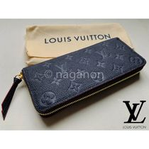 Louis Vuitton MONOGRAM Clémence Wallet
