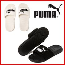 PUMA Casual Style Unisex Street Style Shower Shoes Flip Flops