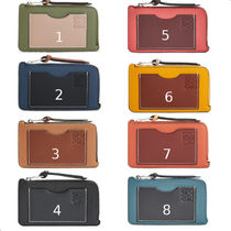 LOEWE Unisex Coin Cases