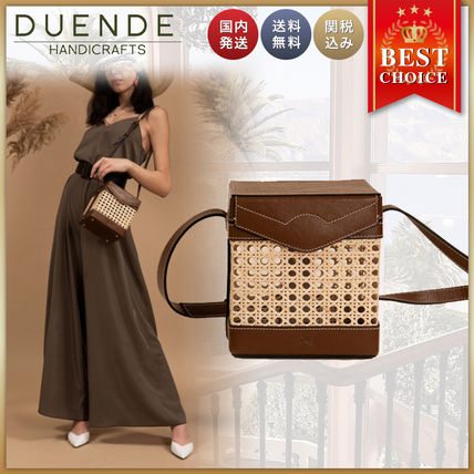 Casual Style Calfskin Handmade Party Style Elegant Style