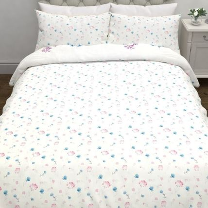 Laura Ashley Flower Patterns Pillowcases Comforter Covers Duvet Covers