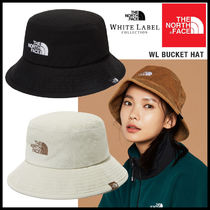 THE NORTH FACE WHITE LABEL Street Style Wide-brimmed Hats