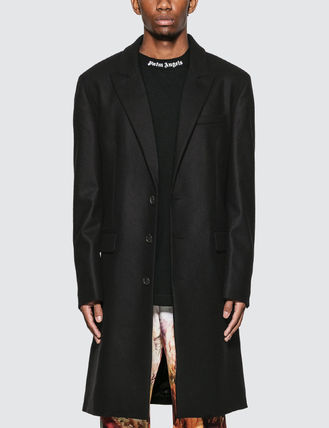 Palm Angels Logo Chester Coats