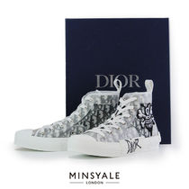 Christian Dior DIOR OBLIQUE Low-Top Sneakers