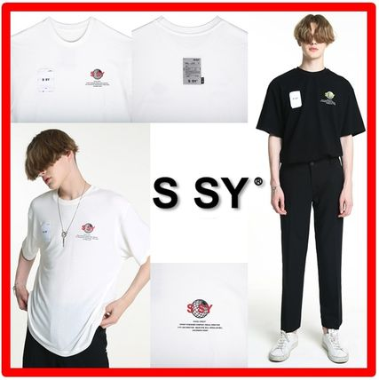 SSY More T-Shirts Cotton Short Sleeves T-Shirts