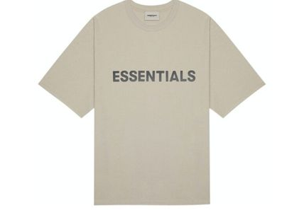 FEAR OF GOD More T-Shirts Street Style Short Sleeves Oversized T-Shirts 2