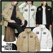 THE NORTH FACE Unisex Street Style Fleece Jackets Jackets