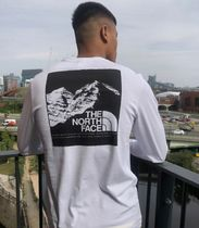 THE NORTH FACE Cotton Logo Outdoor T-Shirts