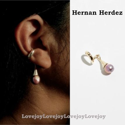 Casual Style Handmade Party Style 18K Gold Office Style