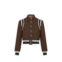 Louis Vuitton Monogram Wool Jackets