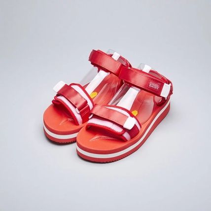 Plain Street Style Sport Sandals Sports Sandals