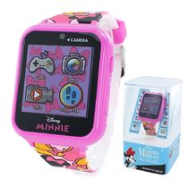 Disney Casual Style Silicon Square Digital Watches