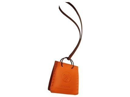 HERMES Kelly Monogram Unisex Collaboration Card Holders
