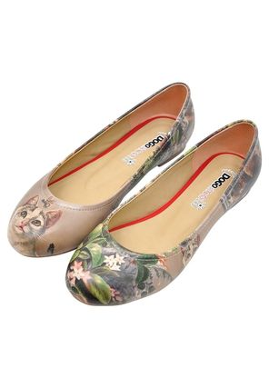 Casual Style Party Style Formal Style  Logo Flats
