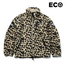 THE NORTH FACE RIMO Leopard Patterns Unisex Outerwear